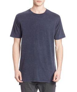 Zanerobe | Flintlock Dropped Hem T-Shirt
