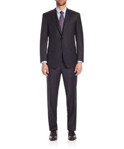 Canali | Wool Two-Button Suit