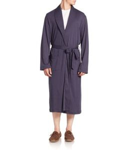 HANRO | Long Sleeve Robe