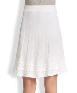 M Missoni | Patterned Knit Skirt