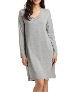 HANRO | Long-Sleeve Nightgown