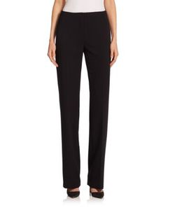 Akris | Architecture Collection Carole Double-Face Pants