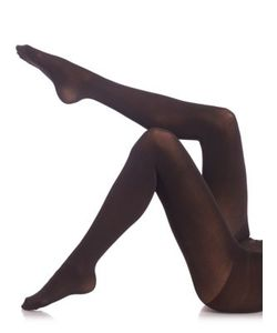 Donna Karan | Sueded Jersey Control-Top Tights