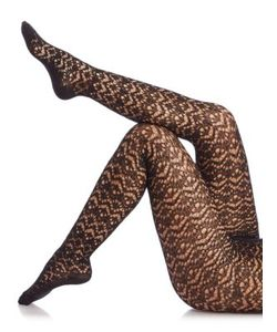 Fogal | Edmee Lace Tights