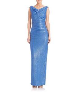 Talbot Runhof | Liquid Sleevelss Gown