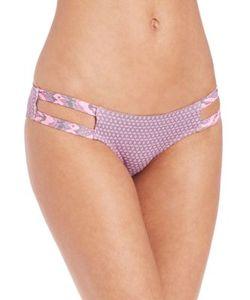 Ondademar | Ziz Low-Rise Strappy Bikini Bottom