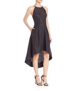 Aidan Mattox | Basket Woven Cocktail Dress