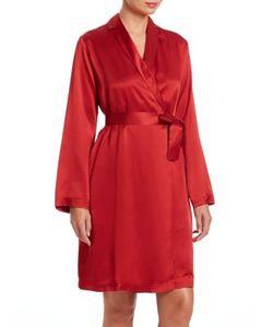 La Perla   Vestaglia Silk Wrap Robe
