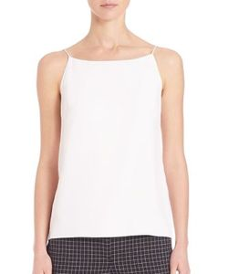 Michael Kors Collection | Square-Neck Camisole