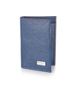 Salvatore Ferragamo | Revival Textured Leather Card Case