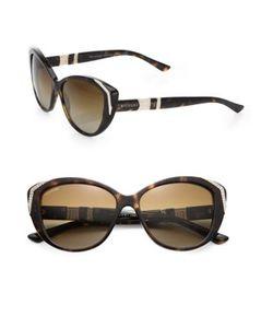 BVLGARI | Embellished 57mm Cats-Eye Sunglasses