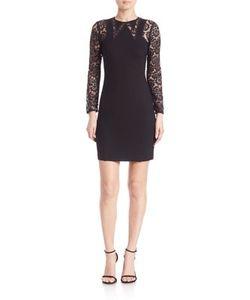 Sonia By Sonia Rykiel | Lace Jersey Dress