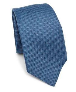 Kiton | Solid Silk Tie