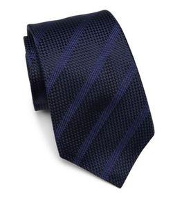 Kiton | Woven Silk Tie