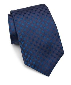 Kiton | Patterned Silk Tie