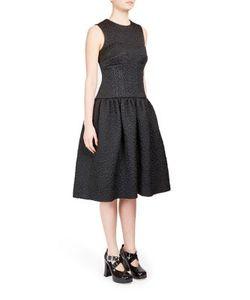 Simone Rocha | Sleeveless Solid Dress