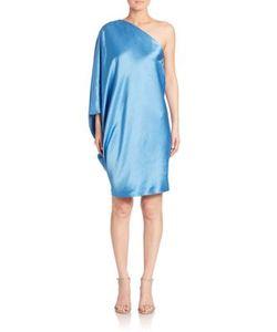 Zero + Maria Cornejo | Triptych One-Shoulder Dress