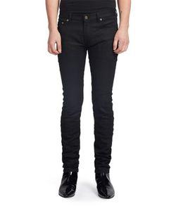 Saint Laurent | Skinny-Fit Jeans