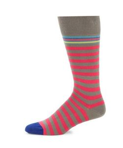 Paul Smith | Two-Pack Striped Socks