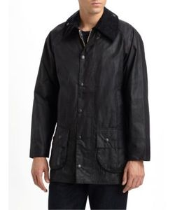 Barbour | Beaufort Waxed Jacket