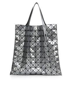 Bao Bao Issey Miyake | Prism Basic Metallic Faux Leather Tote