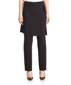 Akris | Maxim Layered Wool Trousers