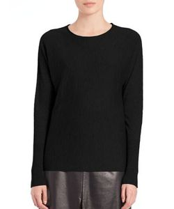 Tess Giberson | Slouchy Cashmere Sweater