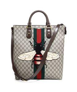 Gucci | Gg Supreme Luggage Tote
