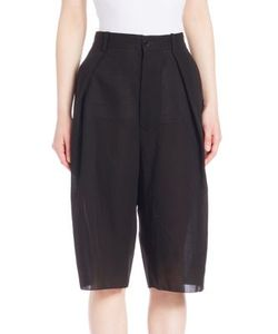 MS MIN | Cropped Loose-Fit Pants