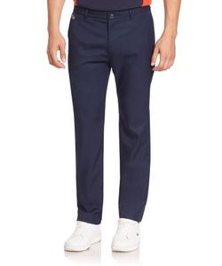 Lacoste | Solid Straight Leg Pants