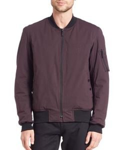 Public School | Erek Flight Bomber Jacket