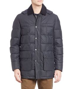 Barbour | Dunnage Quilted Jacket