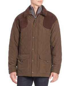 Barbour | Fulmar Quilted Jacket