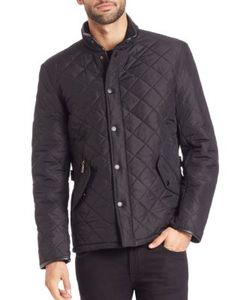 Barbour | Powell Quilted Coat