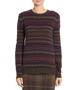 Ralph Lauren Collection | Cashmere Fair Isle Sweater