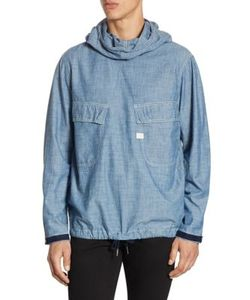 G-Star Raw | Chambray Regular Fit Cotton Jacket