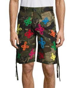Haculla | Tecknikolor Uflage Shorts