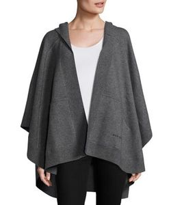 Burberry | Henry Moore Knit Wool Cashmere Poncho