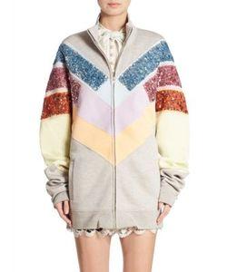 Marc Jacobs | Embellished Track Suit Jacket