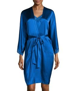 Stella McCartney | Eloise Enchanting Silk-Blend Robe