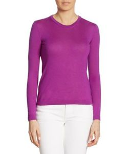 Ralph Lauren Collection | Cashmere Crewneck Sweater
