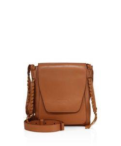 Elena Ghisellini | Juno Leather Messenger Bag
