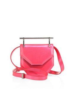 M2malletier | Mini Amor Fati Patent Leather Shoulder Bag