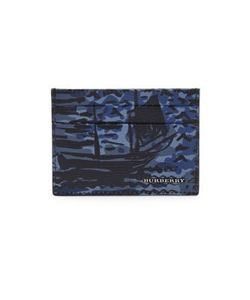 Burberry | Coastal Printed Leather Card Case