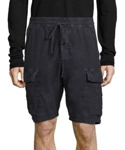 Vince | Regular-Fit Washed Military Shorts