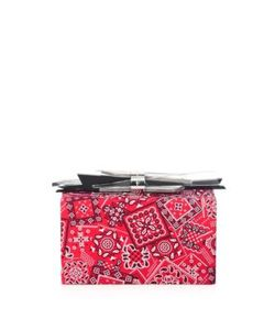 Edie Parker | Wolf Paisley Clutch