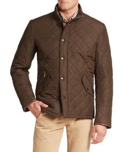 Barbour | Powell Chelsea-Style Quilted Jacket
