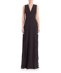 Elie Saab | Sleeveless Sheath Gown