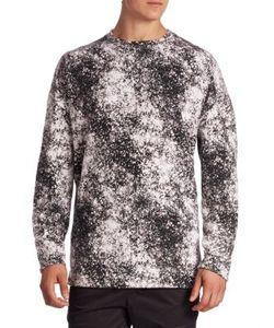 Zanerobe | Printed Crewneck Sweatshirt
