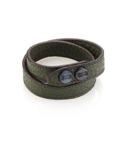 Uri Minkoff | Leather Double Stranded Bracelet